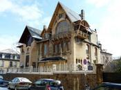 Villa Majorelle l'excellence l'Ecole Nancy, haut lieu mondial l'Art Nouveau