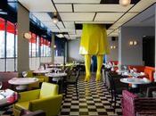 Café Germain, brasserie d'un nouveau genre Paris