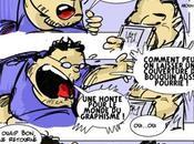Confessions d'un dessinateur frustré tire couverture Daniel Morin