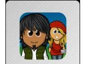 WeeMee Avatar Creator pour créer avatars contacts