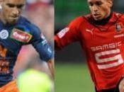 Montpellier-Rennes duel frangins