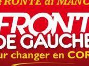 Front Gauche;: Tournée Bastia aujourd'hui demain.