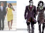 Barack Michelle Obama valentine's