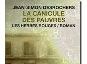 canicule pauvres Jean-Simon Desrochers