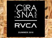 cobra snake rvca summer 2010 collection