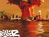 Gorillaz, nouvel album nouveau clip