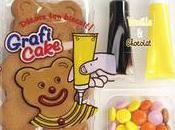 Grafi Cake ourson décorer savourer