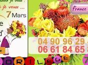 Fête Grands-Mères Mamies Florilège Fleurs
