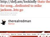 "Redman ""Lookin Fly"" (dedicated Michael Jackson)"