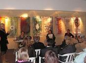 Art, littérature vins, rencontre avec Bruno Alberro cave Visan