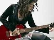 Katie Melua prend l'eau.