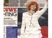 Mylène dans presse hollandaise