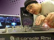 consoles mixages numériques nomades d'Hercules pour élèves l'école l'UCPA