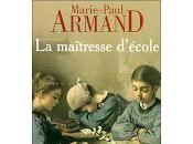 maîtresse d'école Marie-Paul Armand