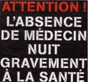 médecins généralistes grève jeudi mars 2010