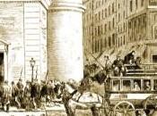 démolition l'hôtel Thiers pendant Commune Paris