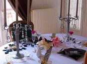 Table Blanche Noir