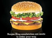 Whopperface: personnalisation Burger King
