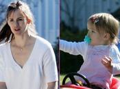 Jennifer Garner promène avec fille cadette, Seraphina