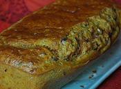 Cake carottes, hanout sardine interblog