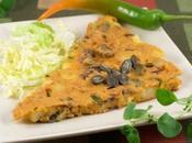 Tortilla végétale