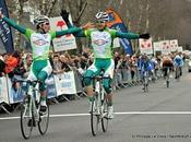 Circuit Morbihan:Yann Guyot devant Christophe Laborie