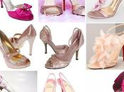 chaussures mariage roses? Oui, veux