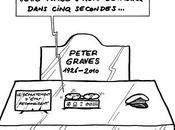 Peter Graves dans marbre
