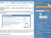 Moteur recherche Typepad