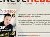 Genève Hebdo nouveau venu Chf. 1.-!