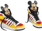 adidas Jeremy Scott Mickey Mouse arrivent pour 180€