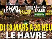 Régionales 2010 Haute-Normandie, meeting gauche rassemblée
