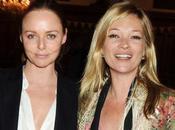 Kate Moss fait fête avec Stella McCartney