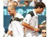Tennis: Dérapage entre Agassi Sampras