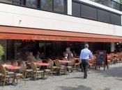 Café Pauline: Terrasser l'agitation quotidien