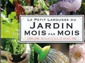 petit Larousse jardin mois