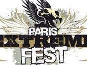 Paris Extreme Fest, l'affiche