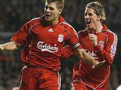 Fernando Torres Steven Gerrard leurs plus beaux buts saison 2009/2010