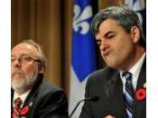 Québec noir blanc: temps décisions arrivé -Éric Caire Marc Picard