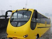 autobus amphibie Glasgow