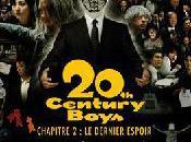 """l'affiche prochain BIFFF """"20th Century Boys"""""""