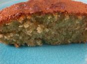 Cake l'Arôme naturel vert