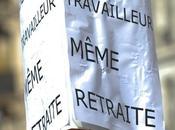 Manifestation contre politique économique gouvernement. Paris