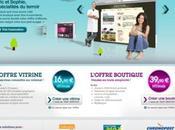 E-Commerce Poste pour créer votre site