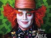 l'affiche Alice retour Pays Merveilles L'Immortel