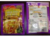 Alerte alimentaire Salmonella dans mélanges d'assaisonnements Canada