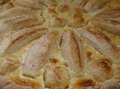 Tarte pommes l'alsacienne tarte normande)