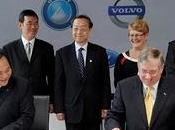 Volvo s'offre Chine grâce Ford