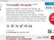 Qu'est-ce qu'un hôtel-trouvaille selon Atrapalo
