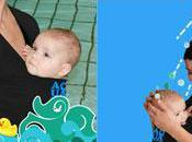 Porte-bébé aquatique